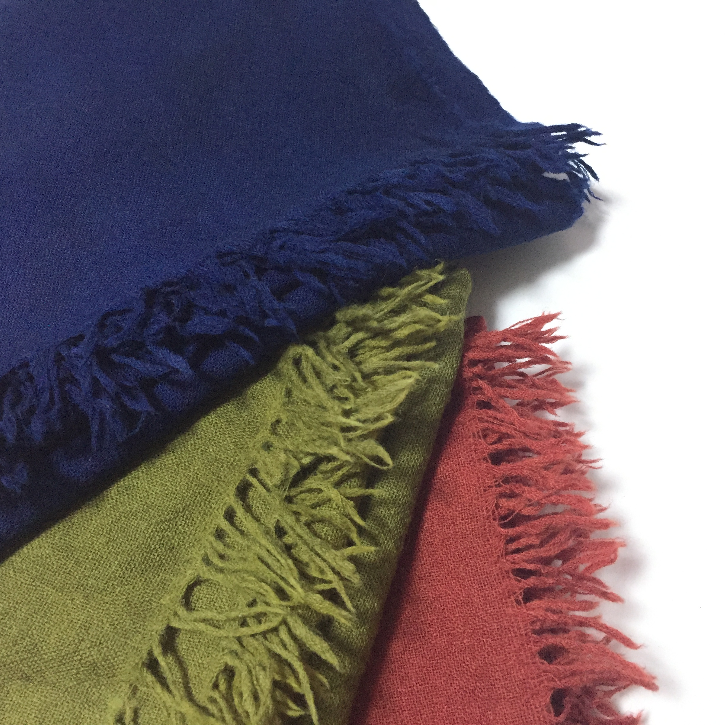 3 Color Wool Muffler